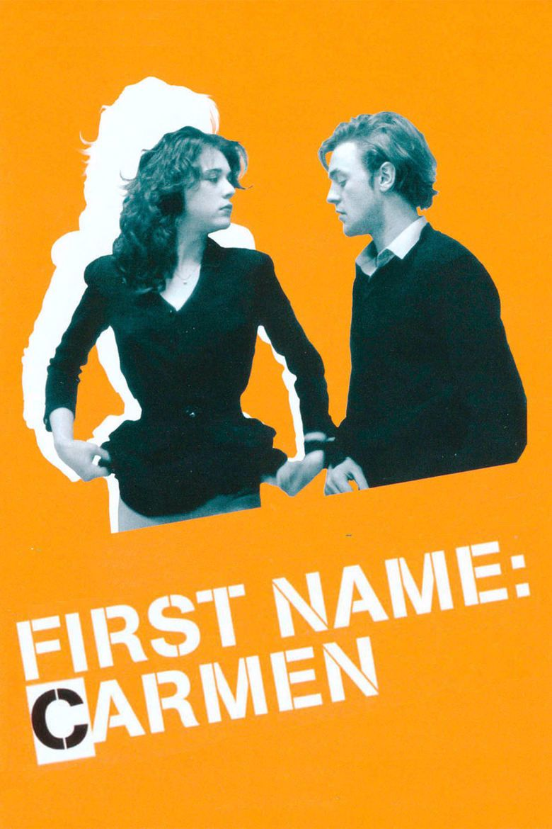 First Name: Carmen movie poster