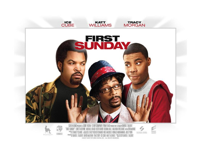 First Sunday movie scenes