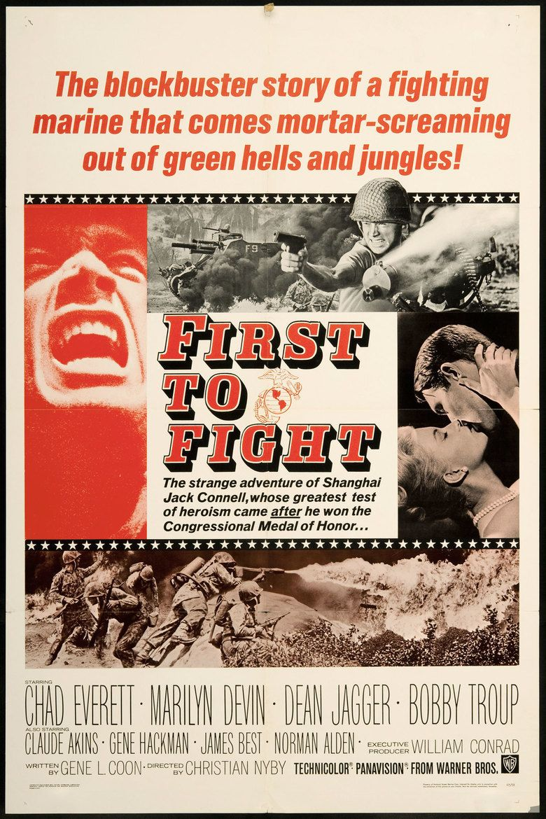 First to Fight (film) movie poster