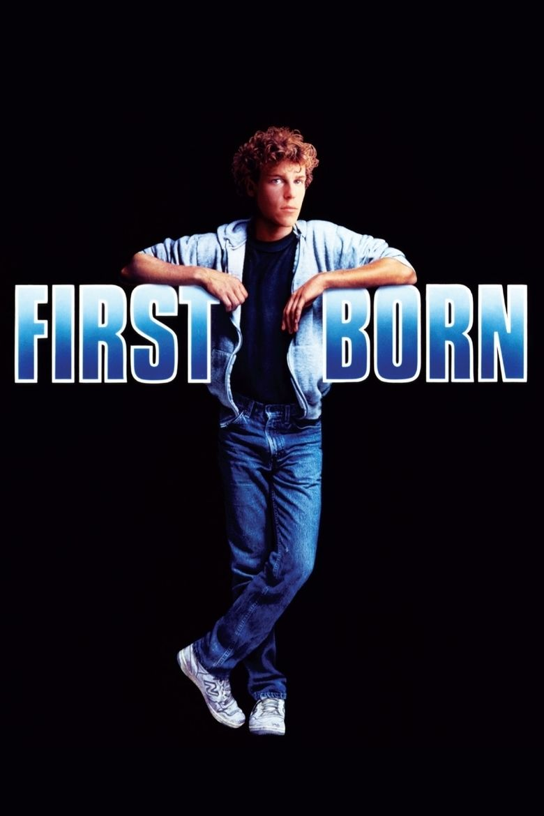 Firstborn (film) movie poster