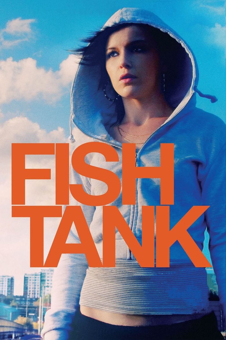 Fish Tank (film) movie poster
