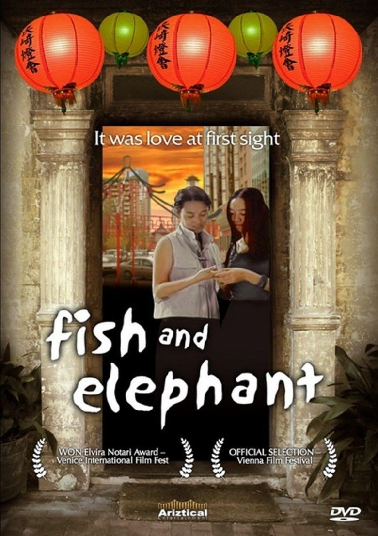 Fish and Elephant movie poster
