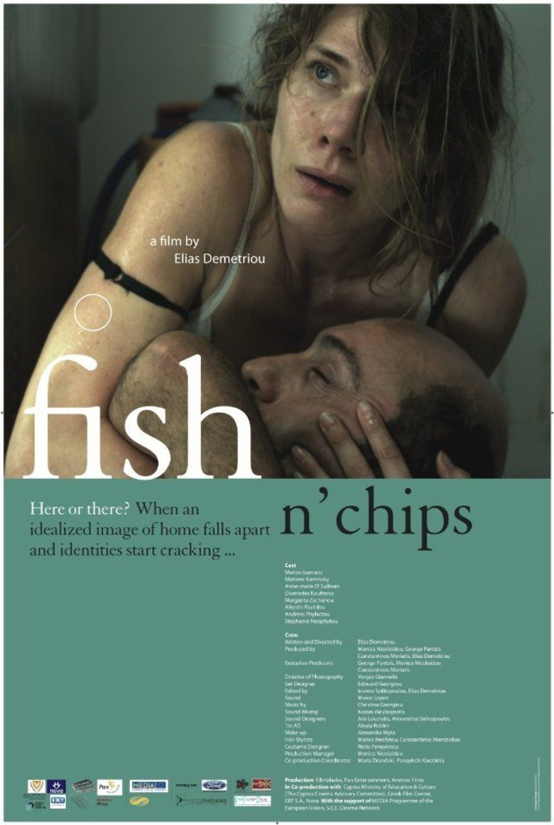 Fish n Chips (film) movie poster