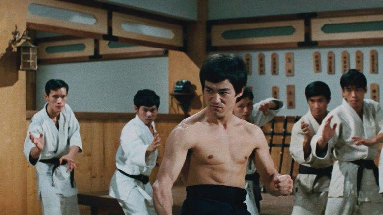 Fist of Fury movie scenes