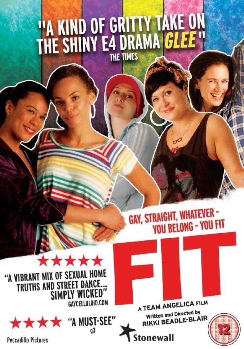 Fit (2010 film) movie poster