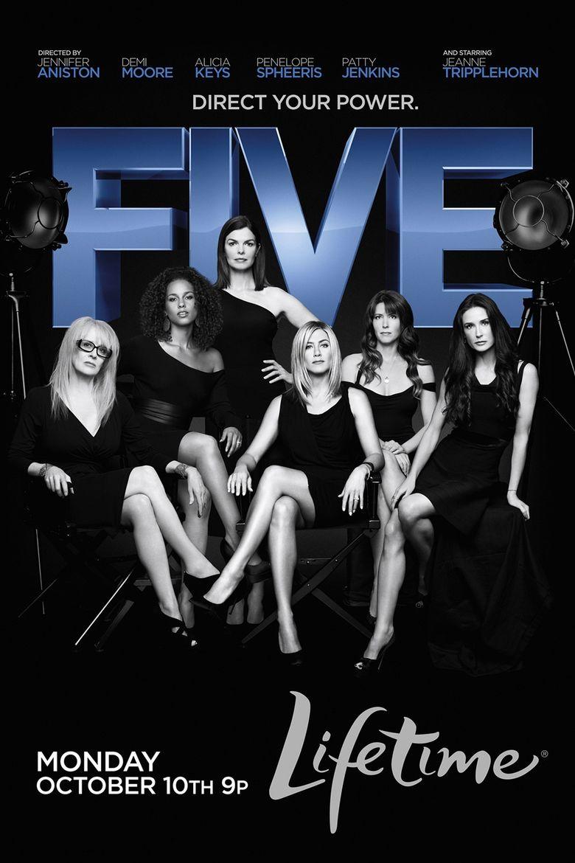 Five (2011 film) movie poster