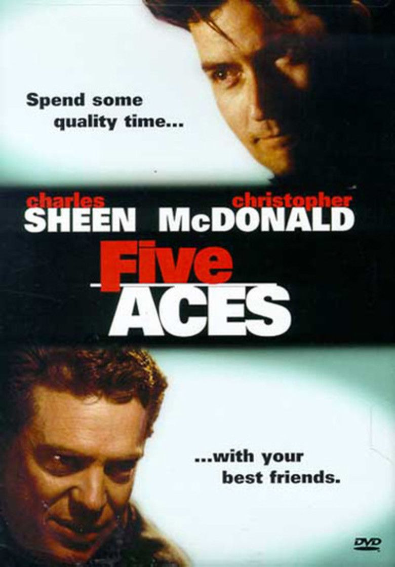 Five Aces movie poster