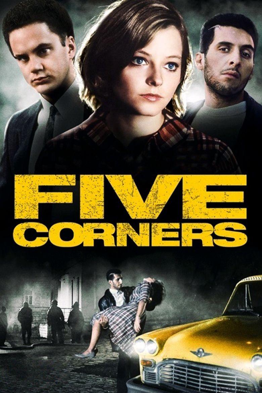 Five Corners (film) movie poster