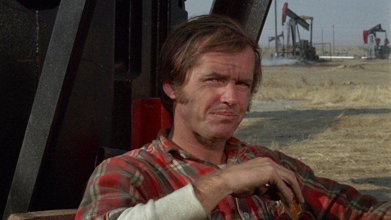 Five Easy Pieces movie scenes