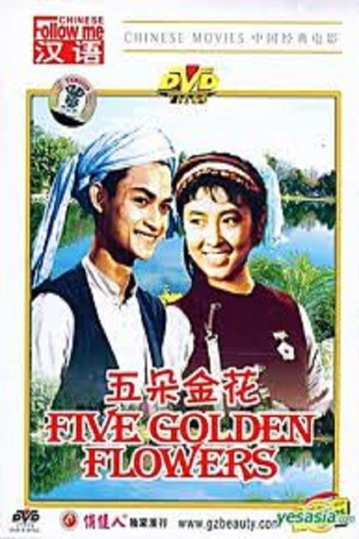 Five Golden Flowers movie poster