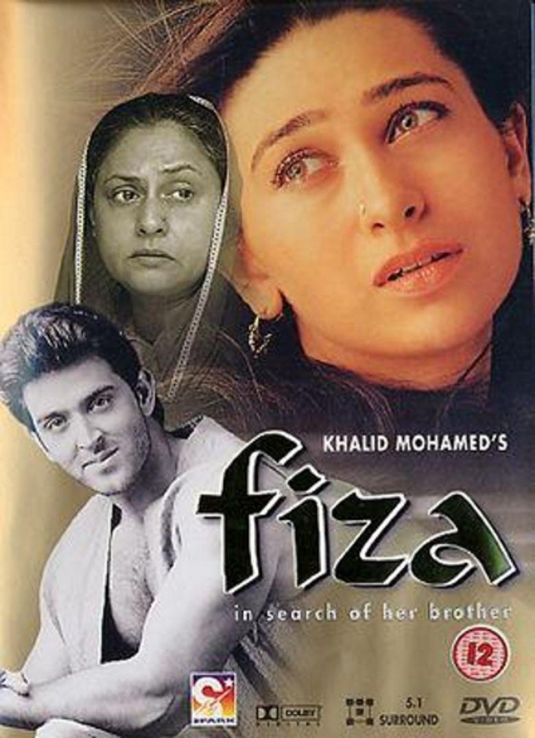 Fiza movie poster