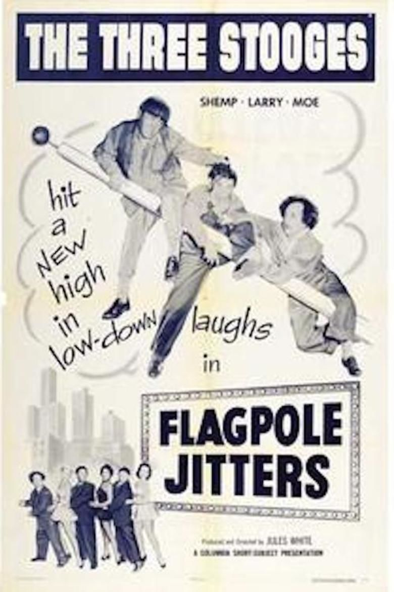 Flagpole Jitters movie poster