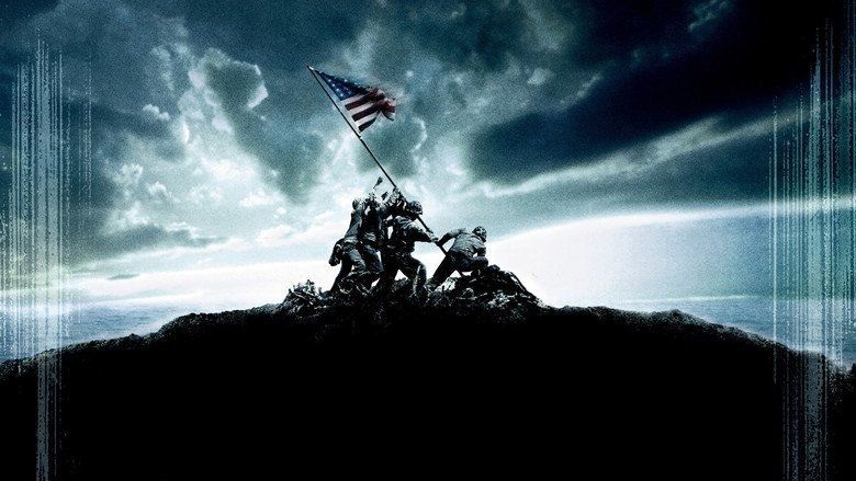 Flags of Our Fathers (film) movie scenes