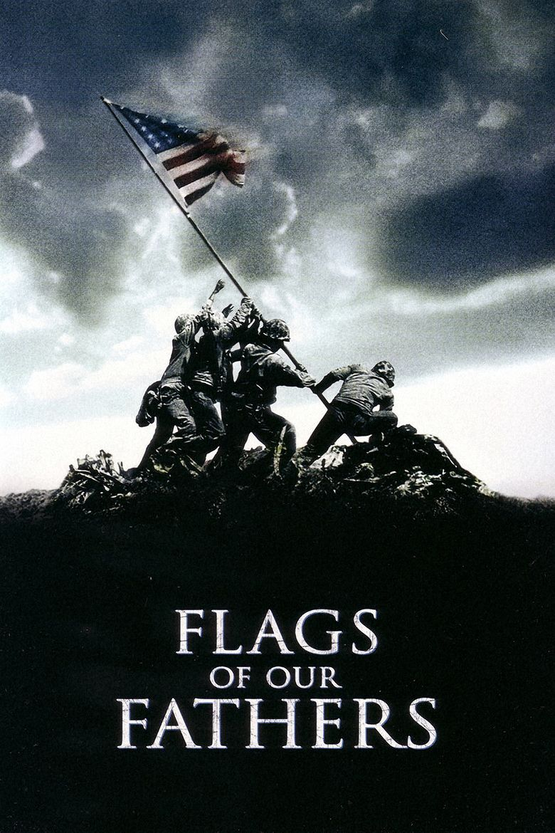 Flags of Our Fathers (film) movie poster
