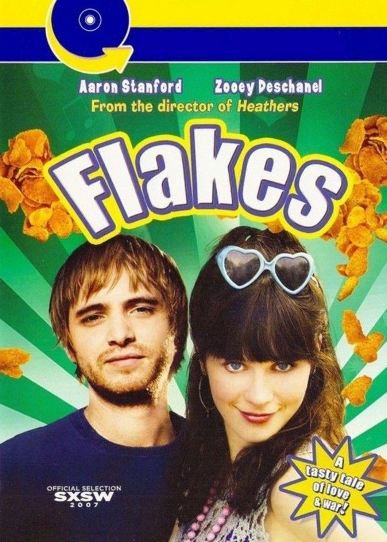Flakes (film) movie poster