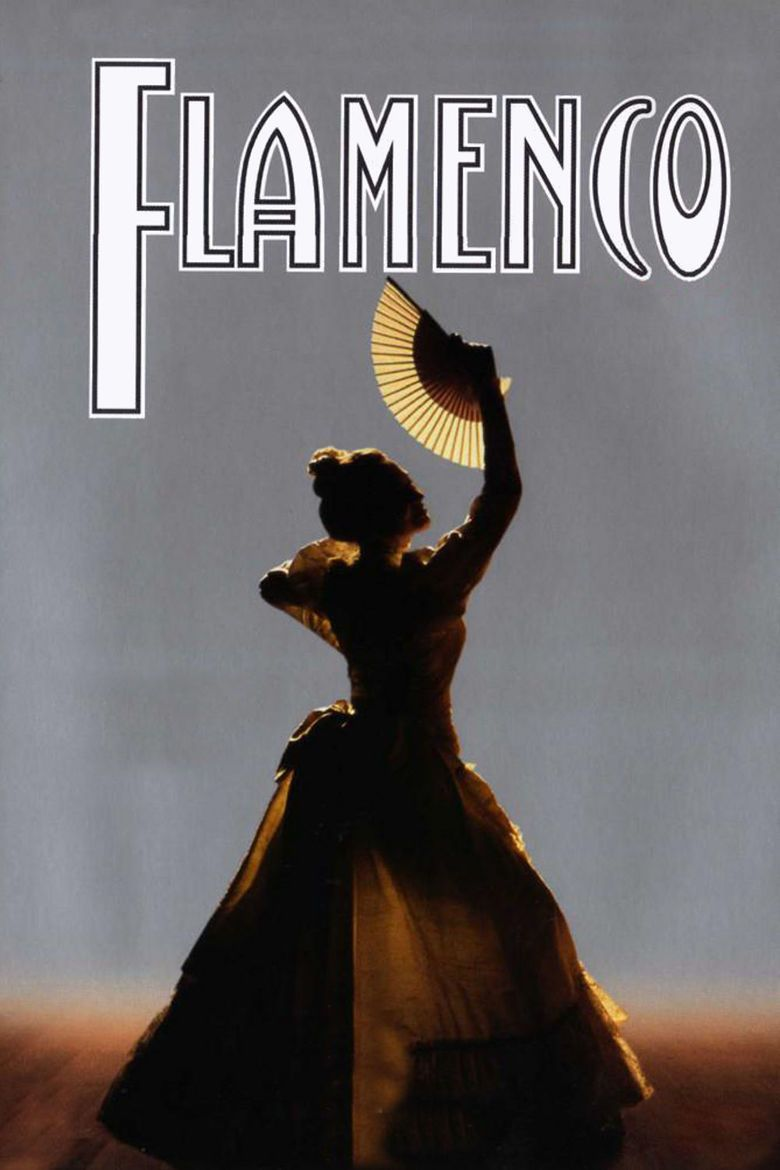 Flamenco (1995 film) movie poster
