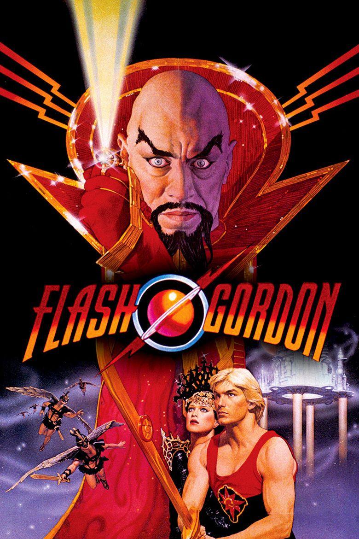Flash Gordon (film) movie poster