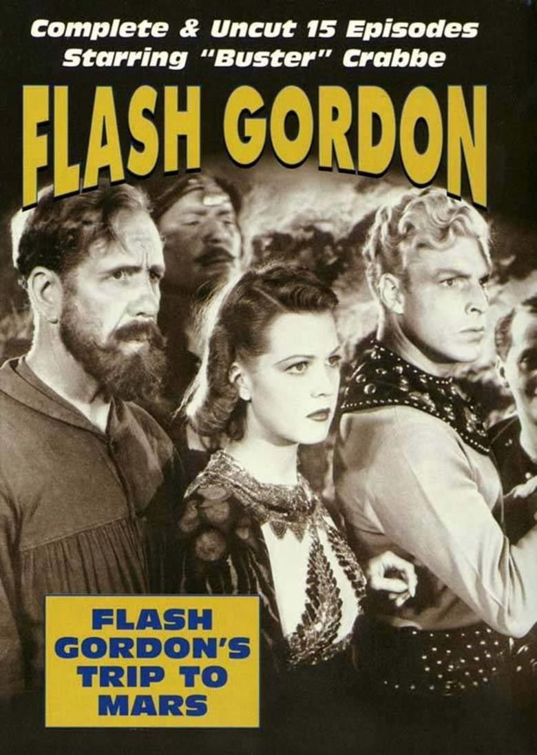 Flash Gordons Trip to Mars movie poster