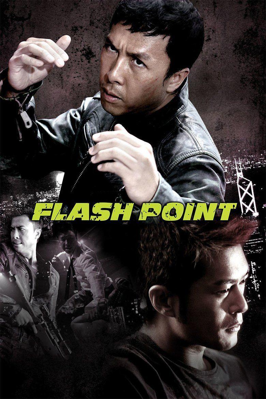 Flash Point (film) movie poster