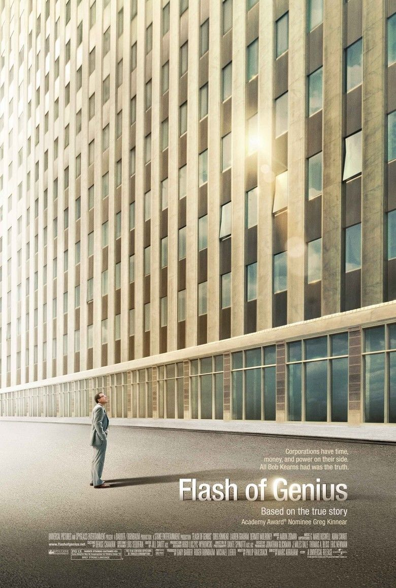 Flash of Genius (film) movie poster