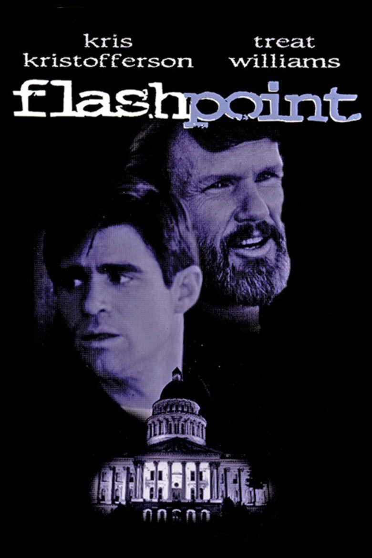 Flashpoint (1984 film) movie poster