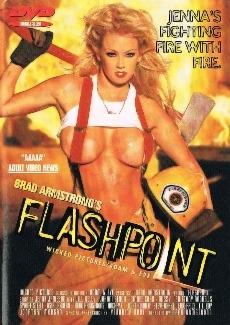 Flashpoint (1998 film) movie poster