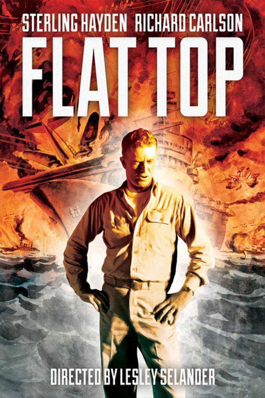 Flat Top (film) movie poster