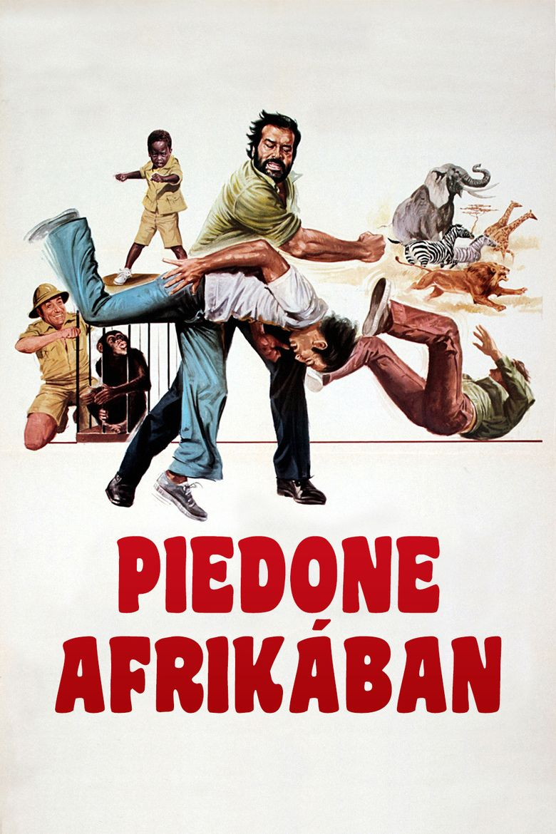 Flatfoot in Africa movie poster