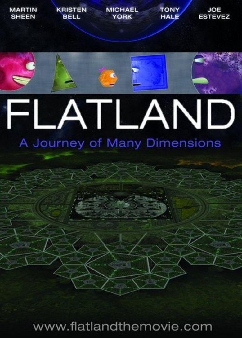 Flatland: The Movie movie poster