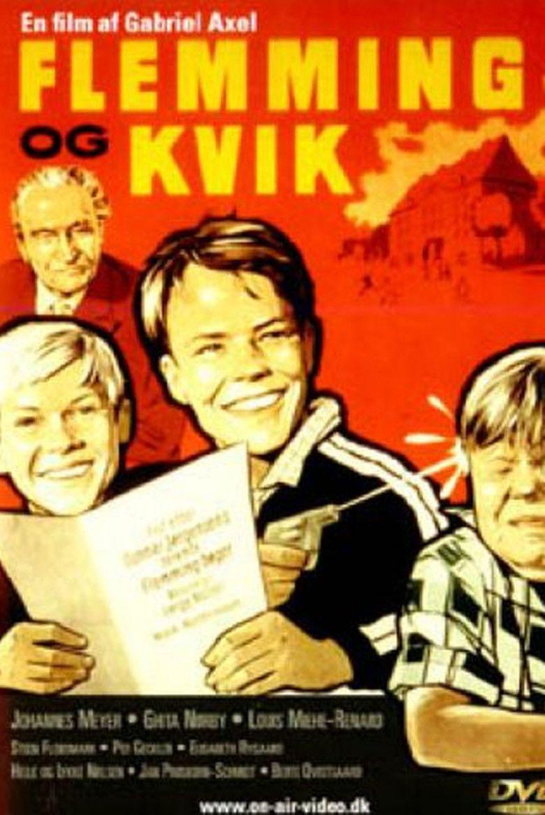 Flemming og Kvik movie poster