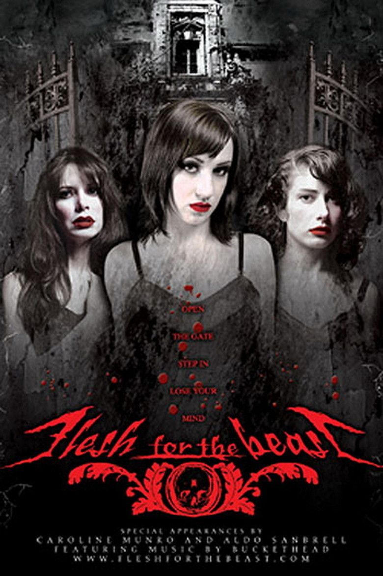 Flesh for the Beast movie poster