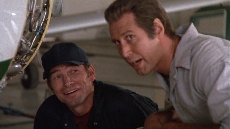 Fletch (film) movie scenes