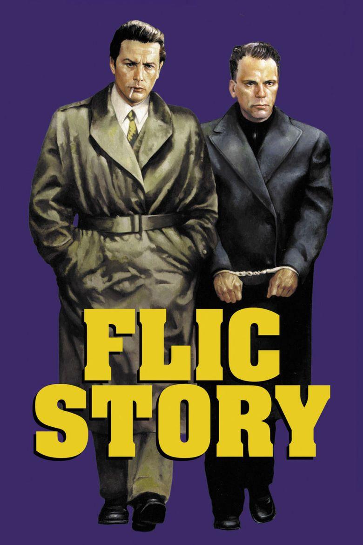 Flic Story movie poster
