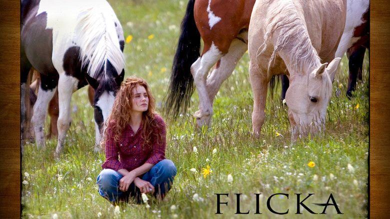 Flicka movie scenes