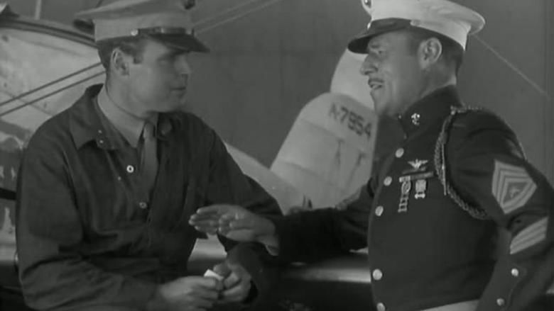 Flight (1929 film) movie scenes