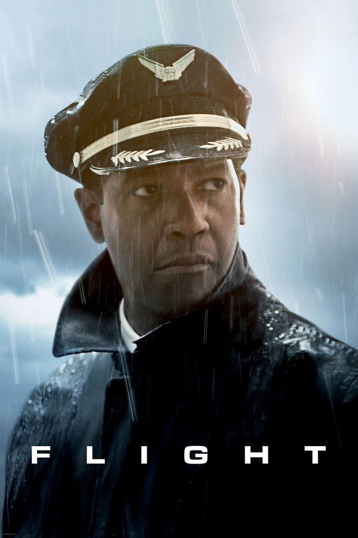 Flight (2012 film) movie poster