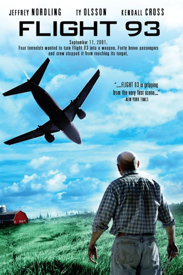 Flight 93 (2006 film) movie poster