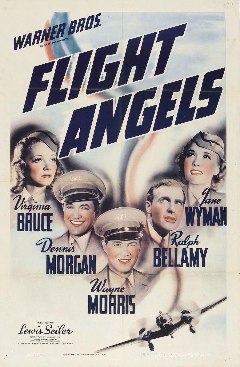 Flight Angels movie poster