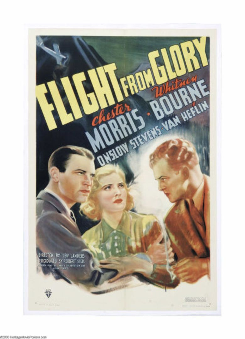 Flight from Glory movie poster