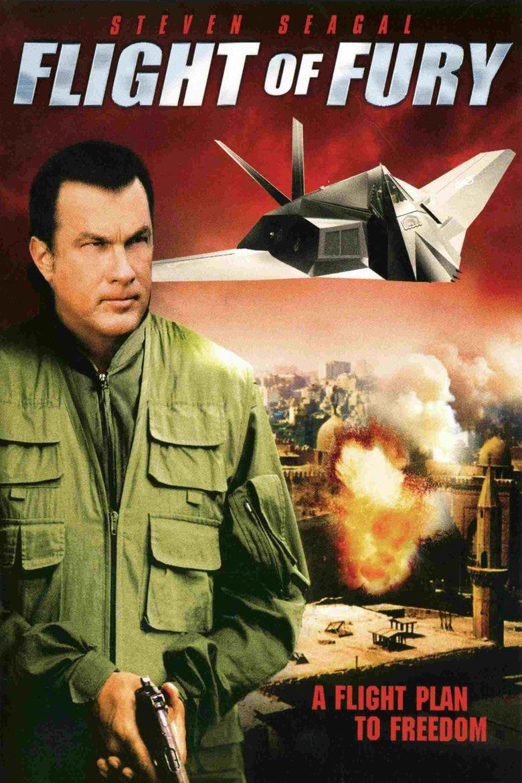 Flight of Fury movie poster