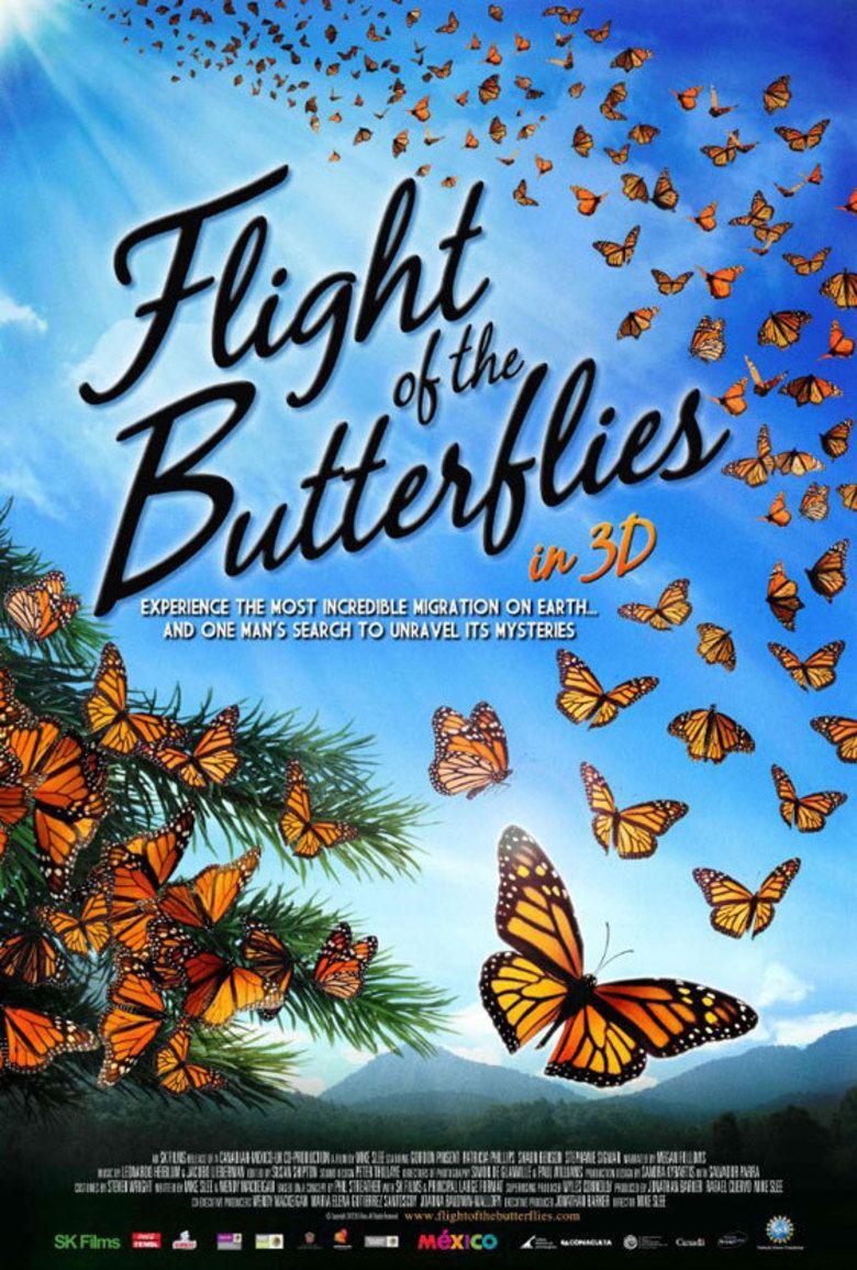Flight of the Butterflies movie poster