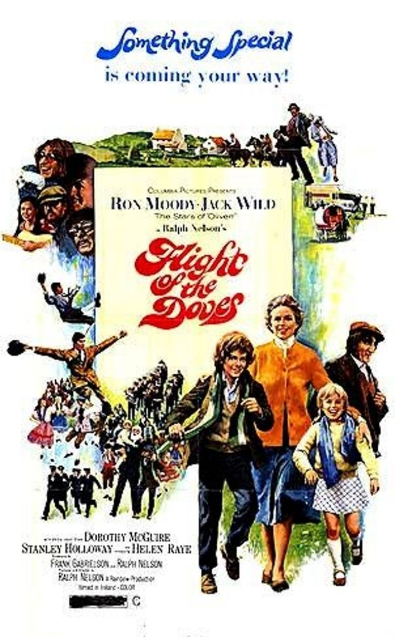 Flight of the Doves movie poster