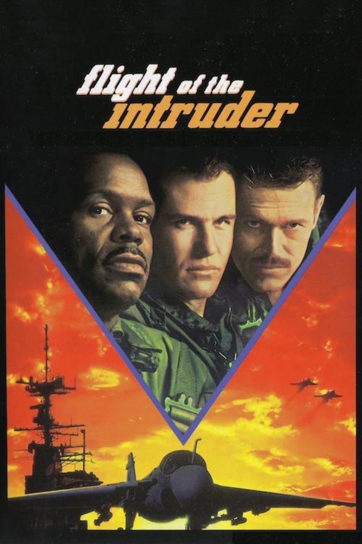 Flight of the Intruder movie poster