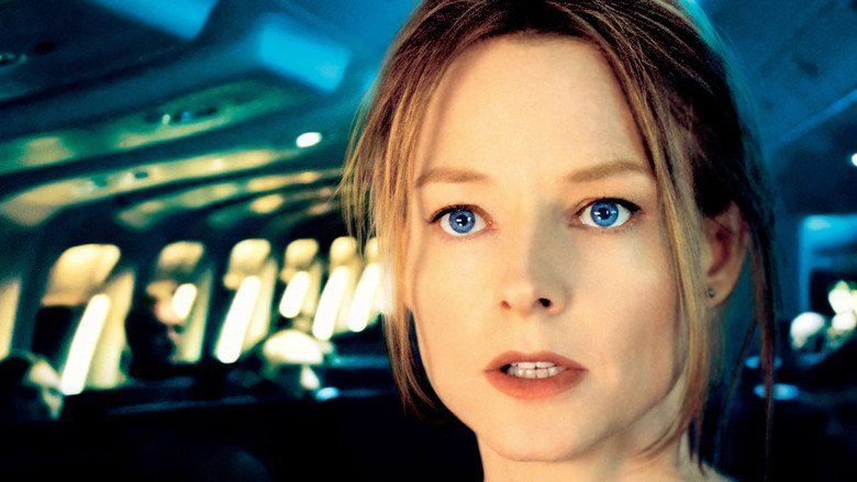 Flightplan movie scenes