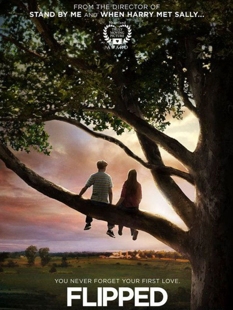 Flipped (film) movie poster