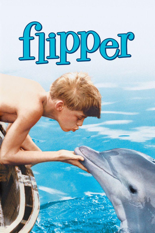Flipper (1963 film) movie poster