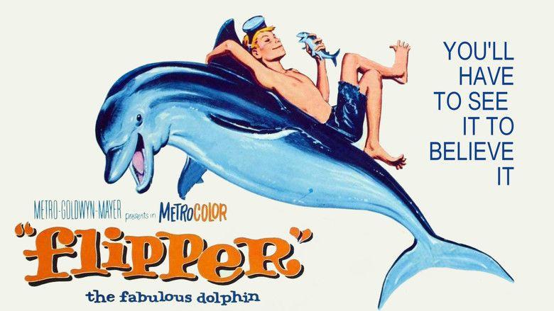 Flipper (1963 film) movie scenes
