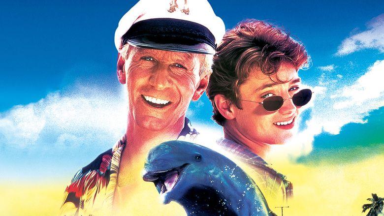 Flipper (1996 film) movie scenes