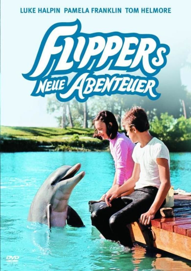 Flippers New Adventure movie poster