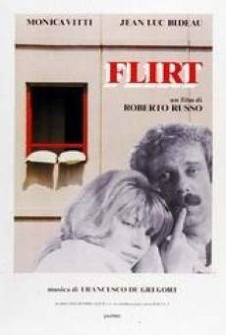 Flirt (1983 film) movie poster